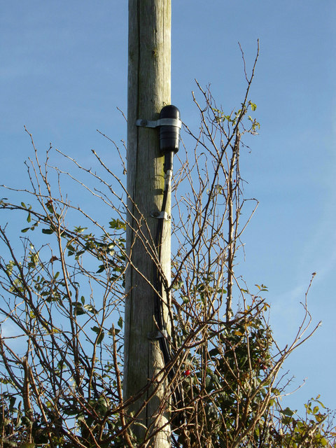Telecommunications Connection on Kerdiston Road