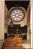 TQ1068 : St Mary, Sunbury-on-Thames - North chapel by John Salmon