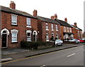 SO9669 : Cumnor Place name sign, Stoke Road, Bromsgrove by Jaggery