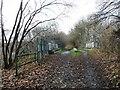 SE3804 : Bridge over the Barnsley Road by Christine Johnstone