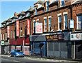 J3674 : Nos 42-48 Upper Newtownards Road, Belfast (September 2015) by Albert Bridge