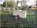 TL9851 : Memorial to eleven men of RAF Wattisham by Adrian S Pye