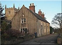 SK4665 : Ault Hucknall, Nr Glapwell, Derbyshiret by David Hallam-Jones