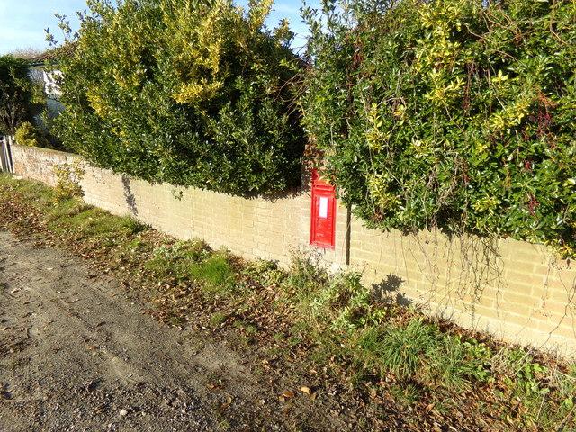 Pettywell Victorian Postbox