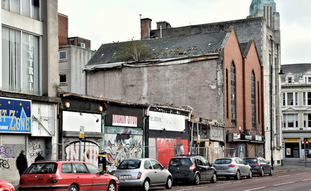 Nos 95-107 North Street, Belfast (December 2016)