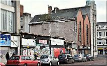 J3374 : Nos 95-107 North Street, Belfast (December 2016) by Albert Bridge