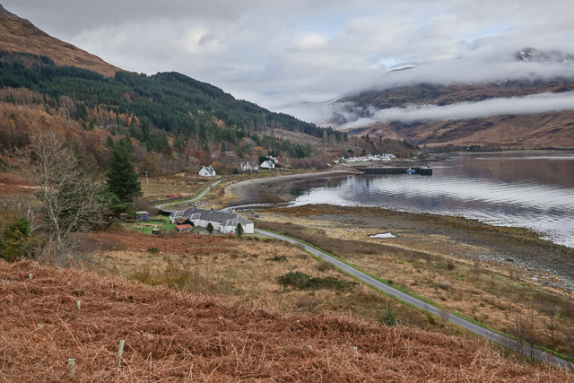 View across Inverie