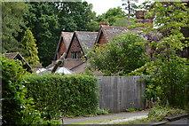 TQ5346 : House by Penshurst Rd by N Chadwick