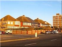 TQ2704 : 239-249, Kingsway, Aldrington, Hove by Simon Carey