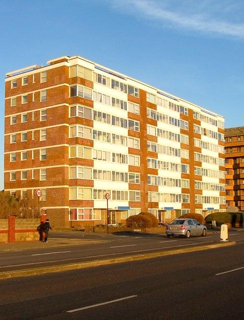 Braemore Court, Kingsway, Aldrington, Hove
