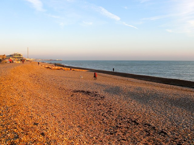 Sackville Beach, Hove