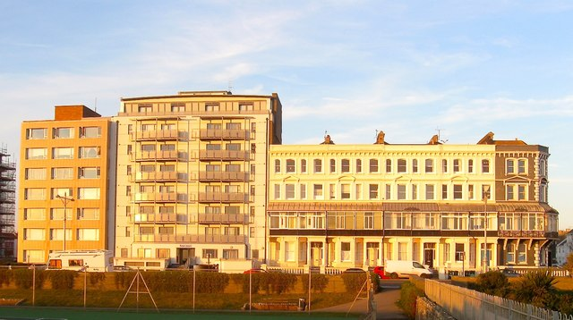 Walsingham Terrace, Kingsway, Aldrington, Hove