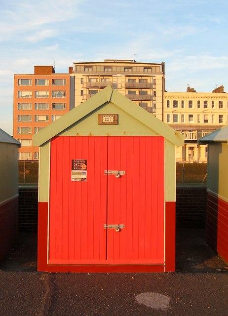Beach Hut 227, Western Esplanade, Hove