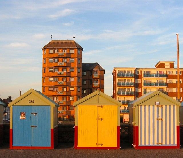 Beach Huts 277-279, Western Esplanade, Hove