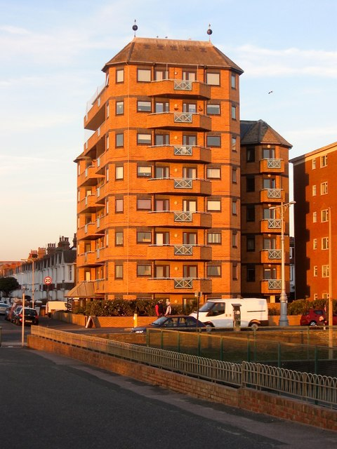 Prince of Wales Court, Kingsway, Aldrington, Hove