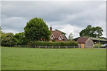 TQ5346 : Field Cottage by N Chadwick