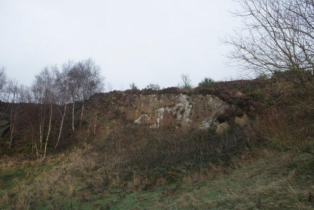 Yorkgate Quarry, The Chevin