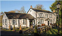 NY3561 : Crown & Thistle pub, Rockcliffe - December 2016 (1) by The Carlisle Kid