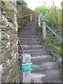 SD6178 : The Radical Steps, Kirkby Lonsdale by David Smith