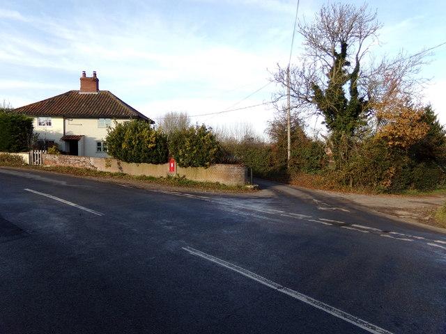 Kerdiston Road, Pettywell