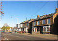 TQ1276 : Four Victorian Houses by Des Blenkinsopp