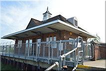 TF6120 : West Lynn Ferry Building by N Chadwick