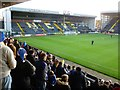 SK5838 : The Hayden Green Family Stand - Meadow Lane, Nottingham by Richard Humphrey