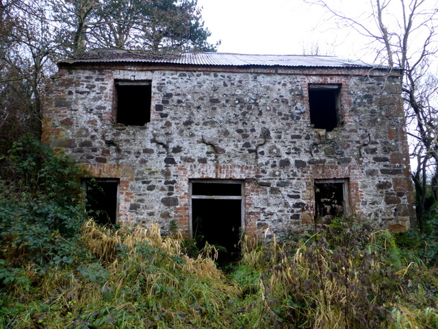 Old corn mill, Bracky