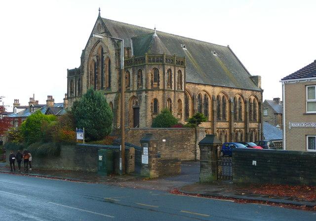United Reformed Church, Free School Lane, Skircoat, Halifax
