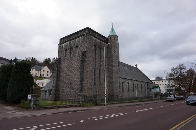 St Mary's Church, Fort William