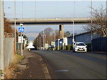 NS4865 : Inchinnan Road by Thomas Nugent