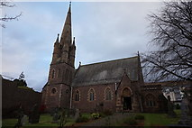 NN1073 : St Andrews Church, Fort William by Ian S