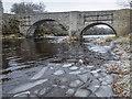 NJ0426 : Old Bridge over the River Spey by valenta