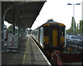 TM1543 : Platform 1, Ipswich Railway Station by JThomas