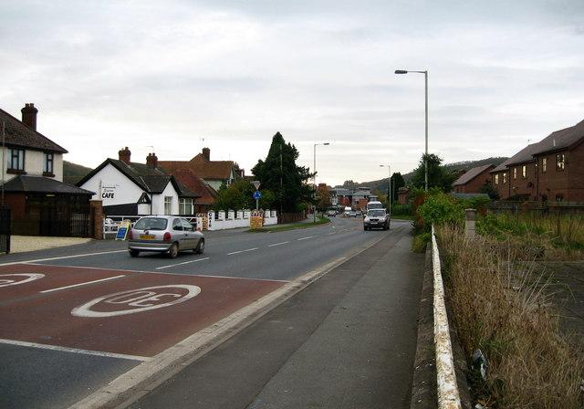 A49 at Craven Arms - Shropshire