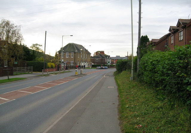 South view on the A49 - Craven Arms, Shropshire