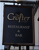 NN1073 : The Crofter Restaurant & Bar by Ian S