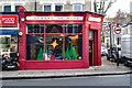 TQ2986 : Wine merchant, Tufnell Park by Julian Osley