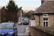 SP4408 : Swinford toll bridge by Roger Davies