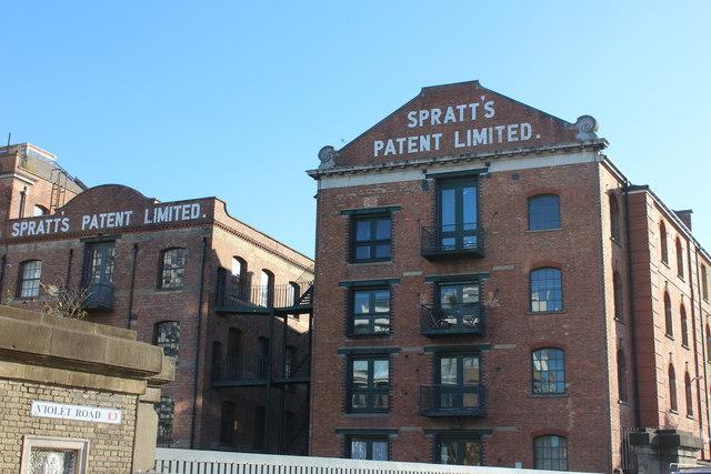 Spratts Patent Ltd