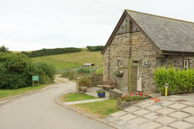 Holiday cottage, Treveague