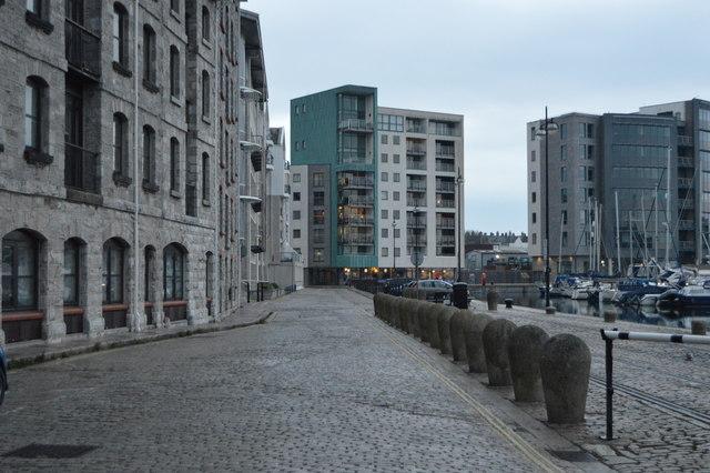 North Quay, Sutton Harbour