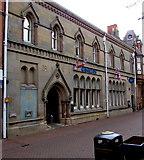 SJ6552 : Barclays Bank, Nantwich by Jaggery