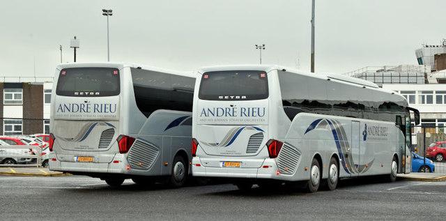 Andre Rieu Tour