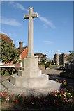 TQ9220 : War memorial, Rye by Philip Halling