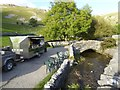 SD9163 : Gordale Bridge by David Smith