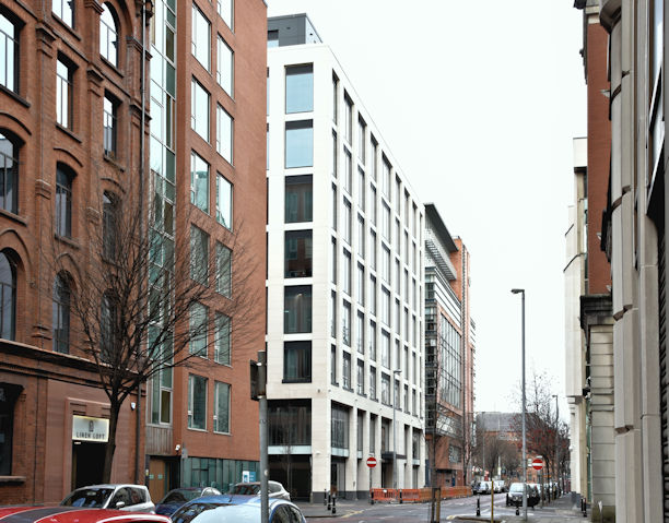 Clarendon House, Belfast (December 2016)