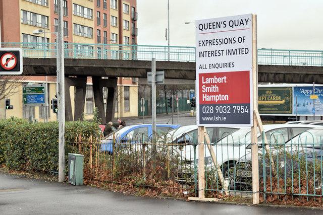 Queen's Quay Masterplan site, Belfast - December 2016(1)