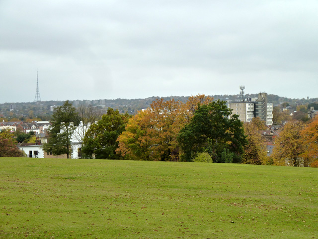 Image result for view from mountsfield park catford