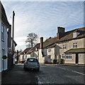 TL4245 : Fowlmere: winter light by John Sutton